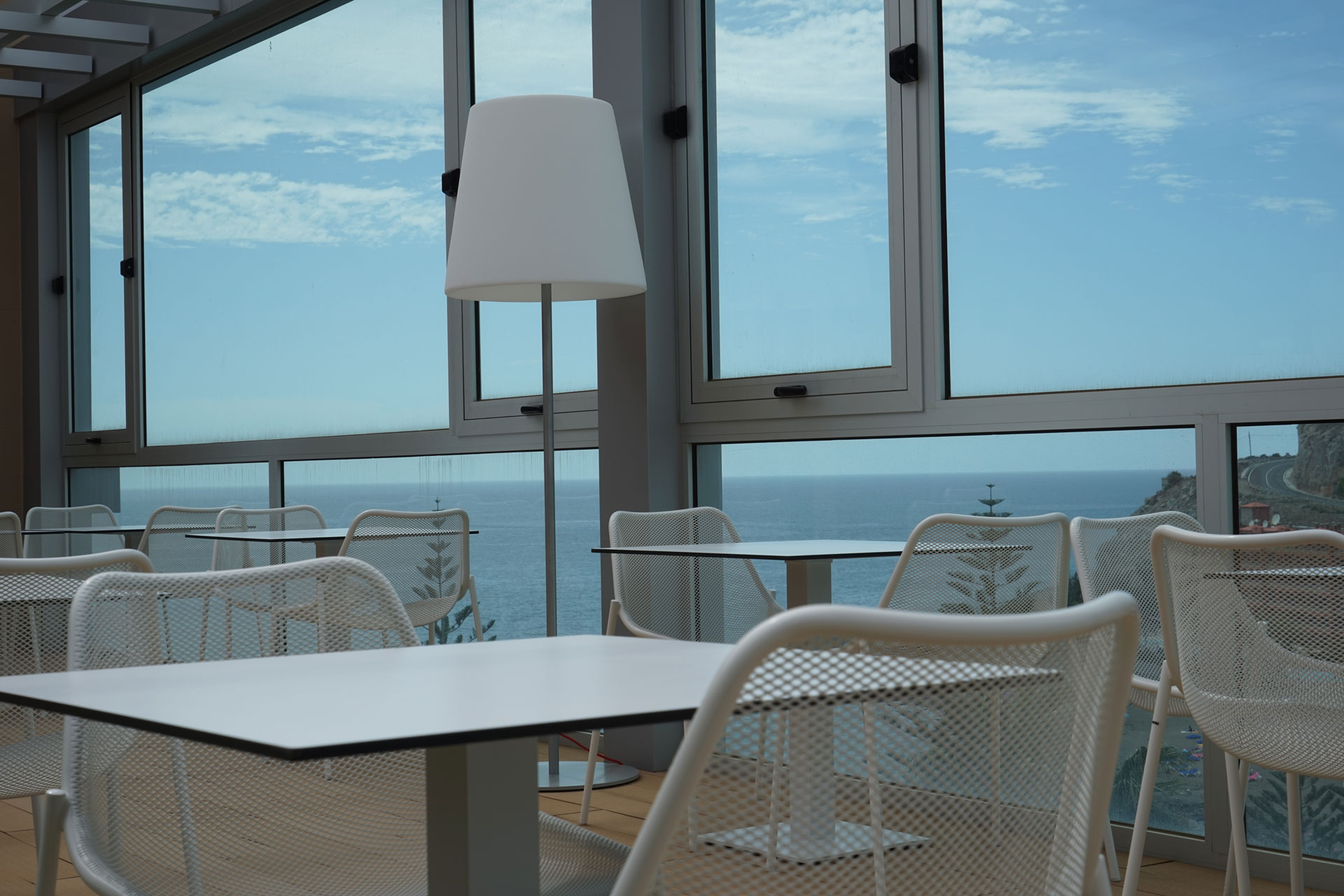 Proyecto arquitectura. Kai Proyectos. Hotel Riviera. Detalles