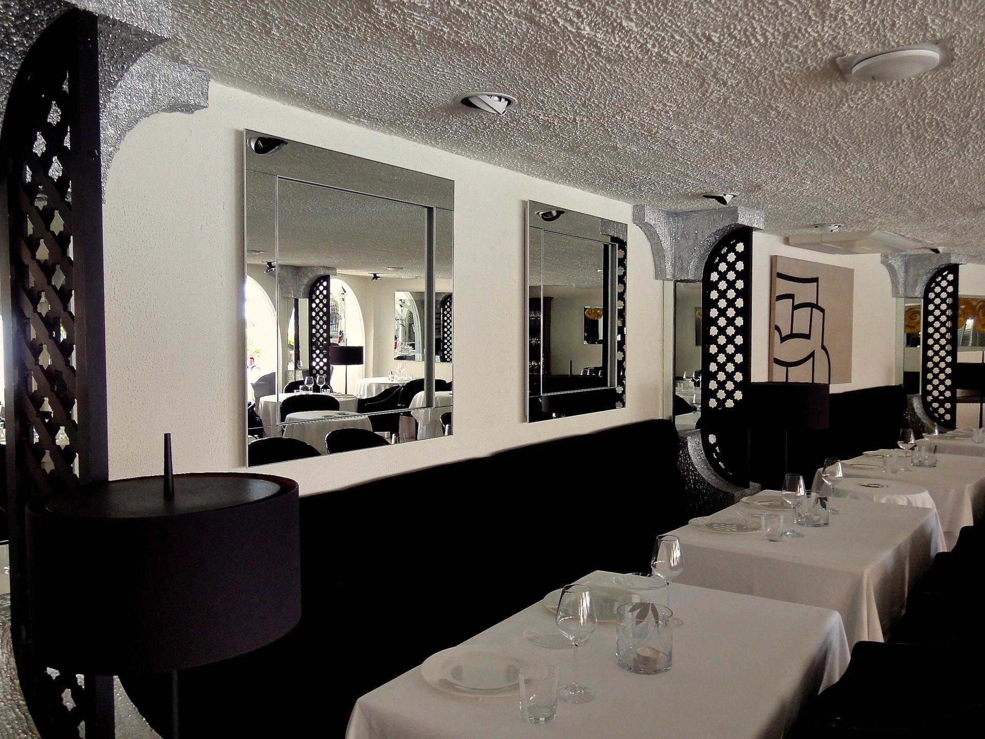 Kai Proyectos. Restaurante La Acuarela